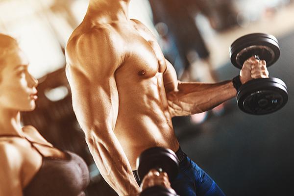 Keschers Fitness- & Gesundheitsstudio -  Starke Muskeln